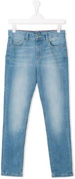 Tommy Hilfiger Junior Teen faded denim jeans