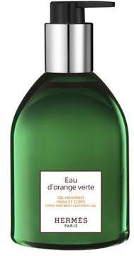 Hermes Eau d'orange verte Hand & Body Cleansing Gel/10.1 oz.