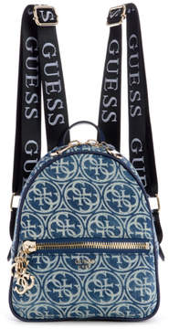 GUESS Urban Chic Denim Backpack