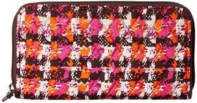 Vera Bradley RFID Georgia Wallet Wallet Handbags - AUTUMN LEAVES - STYLE