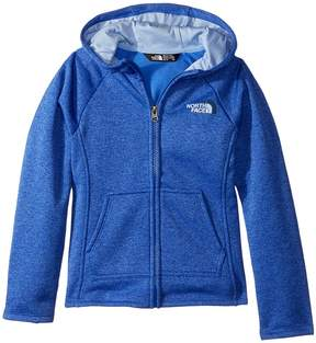 The North Face Kids Surgent 2.0 Full Zip Hoodie Girl's Sweatshirt