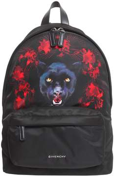 Givenchy Small Backpack In Technical Fabric
