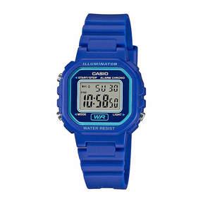 Casio Womens Black Strap Watch-La20wh-2a