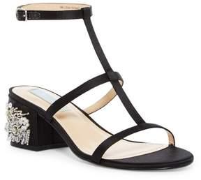 Betsey Johnson Lisssa T-Strap Sandal