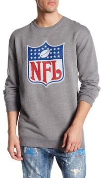 Junk Food Clothing NFL Graphic Print Sweater