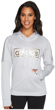 adidas Linear Metal Team Issue Pullover Women's Sweatshirt