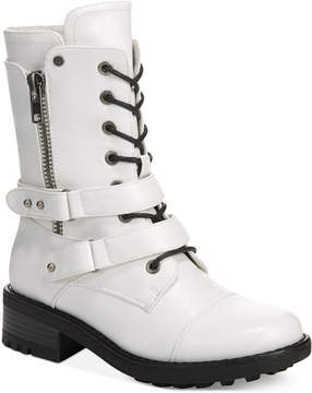 Carlos by Carlos Santana Sage Moto Boots Women's Shoes