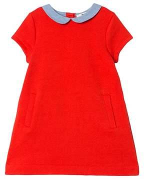 Cyrillus Red Short Sleeve Dress