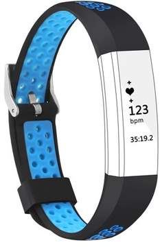 Fitbit Adepoy Soft Silicone Replacement Strap Bands for Alta Alta HR with Stainless Steel Buckle