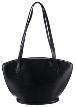 Louis Vuitton Epi Saint-Jacques Poignées Longues - BLACK - STYLE
