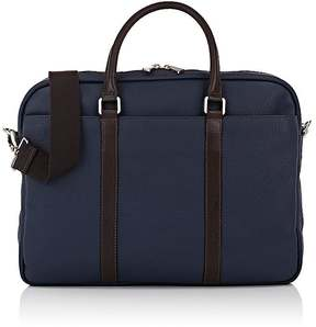 Barneys New York MEN'S CONTRAST-TRIM BRIEFCASE
