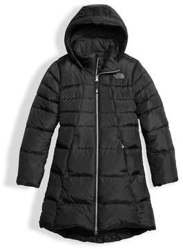 The North Face Girl's Elisa Water Repellent 550-Fill Power Down Parka
