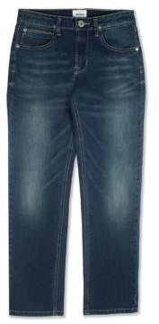 Hudson Boy's Jagger Whiskered Jeans