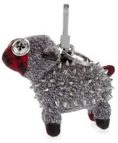 Burberry Studded Sheep Bag Charm