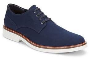G.H. Bass & Co & Co. Mens Avenue Flex Fabric Oxford Shoe With Neverwet®.