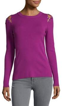 Ellen Tracy Petite Viola Sweater
