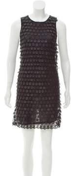 Cacharel 2017 Sleeveless Mini Dress
