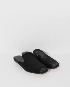 Helmut Lang Square Toe Loafer