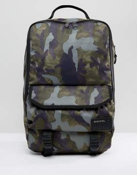 Diesel Backpack in Camo