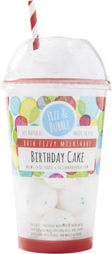 Fizz & Bubble Birthday Cake Bubble Bath Milkshake