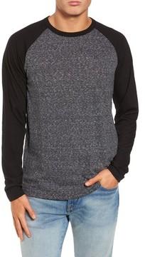 Hurley Men's Still Raglan Sleeve T-Shirt