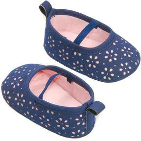 Osh Kosh Baby Girl Laser-Cut Mary Jane Crib Shoes