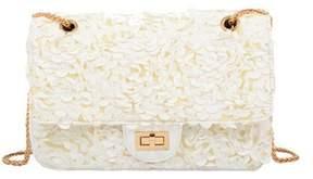 Mellow World Women's Rosie Rose Petals Small Handbag.