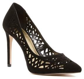 BCBGeneration Harrah Microsuede Cutout Pump