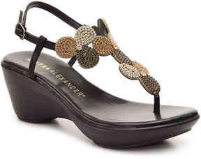 Athena Alexander Women's Glitzie Wedge Sandal