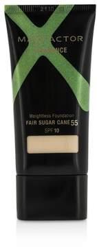 Max Factor Xperience Weightless Foundation SPF10 - #55 Fair Sugar Cane