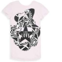 Givenchy Little Girl's& Girl's I feel Love Tee