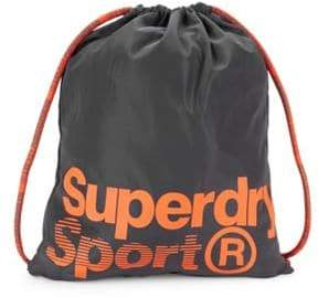 Superdry Sports Drawstring Bag