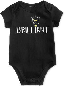First Impressions Brilliant Cotton Bodysuit, Baby Boys & Girls (0-24 months), Created for Macy's