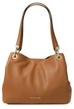 MICHAEL Michael Kors Raven Large Pebbled Leather Tote Bag