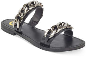 G by Guess Tunez Flat Sandals Women's Shoes