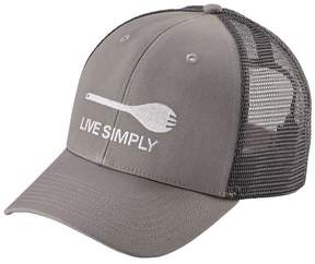 Patagonia Live Simply® Spork Trucker Hat