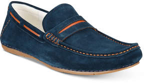Kenneth Cole Reaction Men's Smyth Leather Penny Drivers Men's Shoes