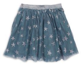 Stella McCartney Toddler's, Little Girl's & Girl's Glittered Star Print Skirt