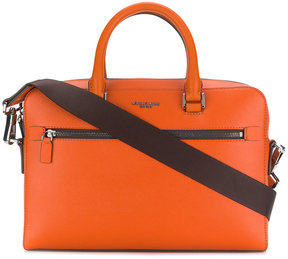 Michael Kors Porte documents shoulder bag - YELLOW & ORANGE - STYLE