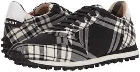 Burberry Travis Tartan Sneaker Men's Shoes