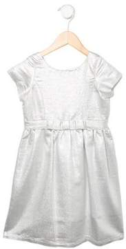 Baby CZ Grils' Metallic Dress w/ Tags