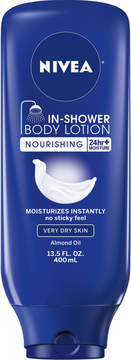 Nivea In-Shower Nourishing Lotion