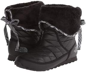 The North Face ThermoBalltm Roll-Down Bootie II Women's Boots