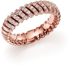 Bloomingdale's Diamond Band Ring in 14K Rose Gold, .50 ct. t.w.
