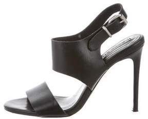 Acne Studios Leather Tillie Sandals
