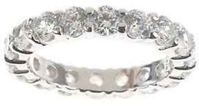 Diamonique As Is Epiphany Choice of Shape Eternity Ring