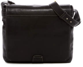 Frye Chris Leather Messenger Bag