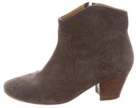 Etoile Isabel Marant Dicker Ankle Boots