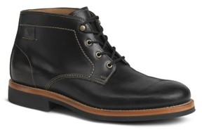 Trask Men's 'Irving Mid' Plain Toe Boot