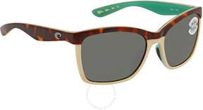 Costa del Mar Anaa Square Sunglasses ANA 105 OGGLP